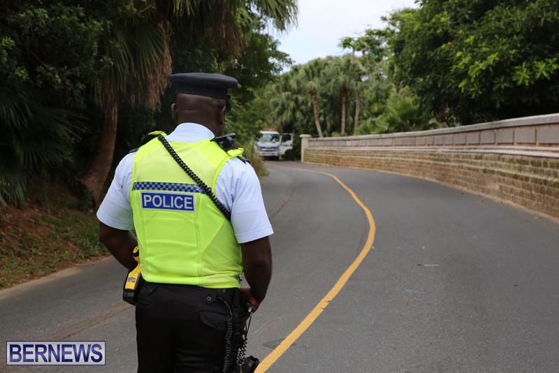 Police Bermuda July 6 2016