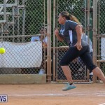 Softball Bermuda, July 2016-17
