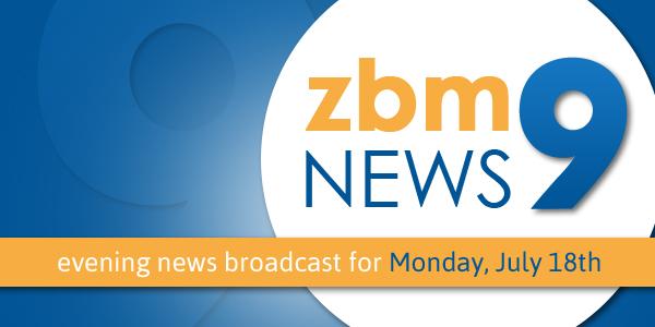zbm 9 news Bermuda July 18 2016
