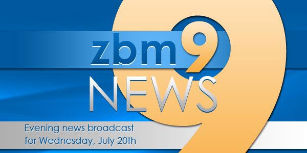 zbm 9 news Bermuda July 20 2016