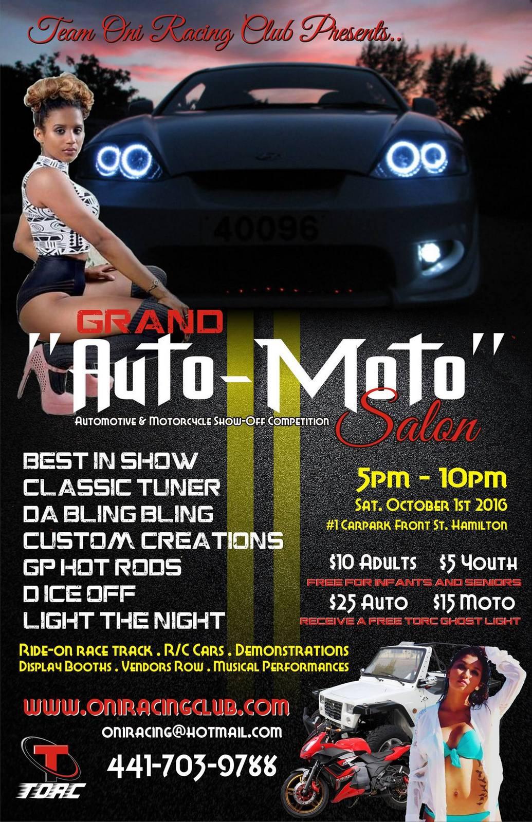 2016 TORC Grand Auto-Moto Salon