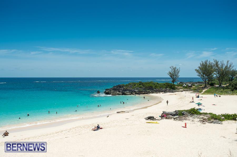 570 Summer Day John Smith's Bay Beach Bermuda Generic August 2016