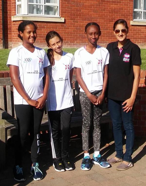 BCB Cricket Girls Bermuda August 12 2016 (2)