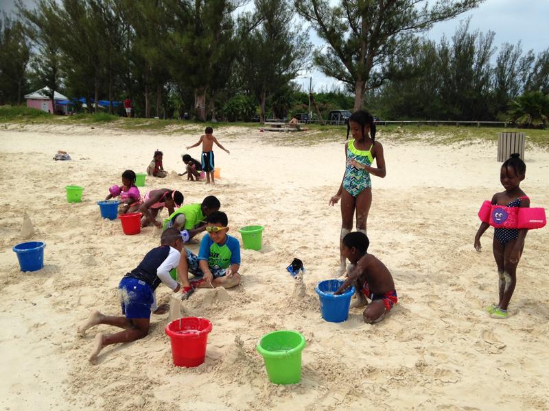 Bermuda Sand Sculpture August 2016 (5)