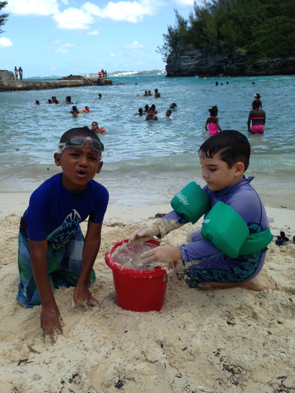 Bermuda Sand Sculpture August 2016 (9)