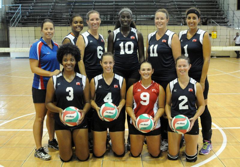 Bermuda Volleyball Team