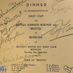 British Airways Heritage Collection Museum Bermuda, August 2016-7