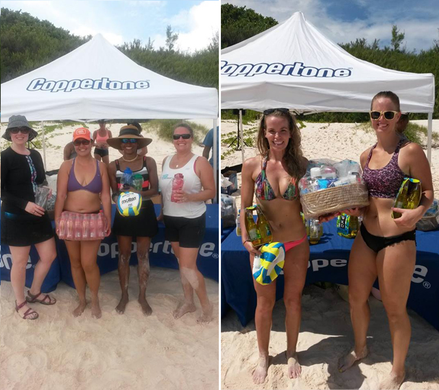 Coppertone Beach Volleyball Tournament Bermuda August 2016 (3)