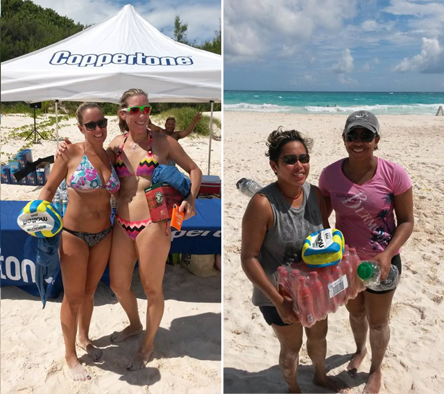Coppertone Beach Volleyball Tournament Bermuda August 2016 (6)