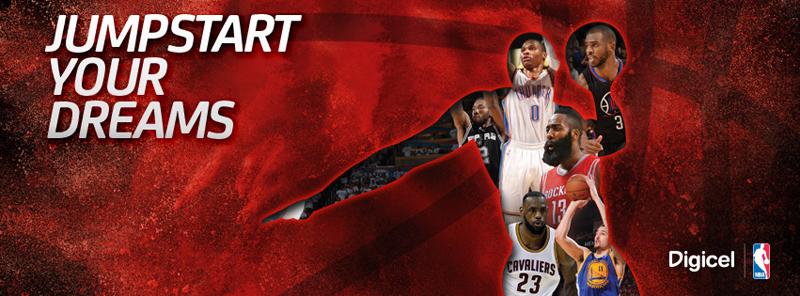 Digicel NBA Jumpstart Bermuda August 2016