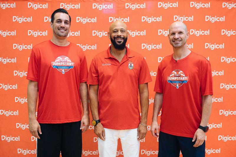 Digicel NBA Jumpstart Clinics Bermuda August 30 2016 3