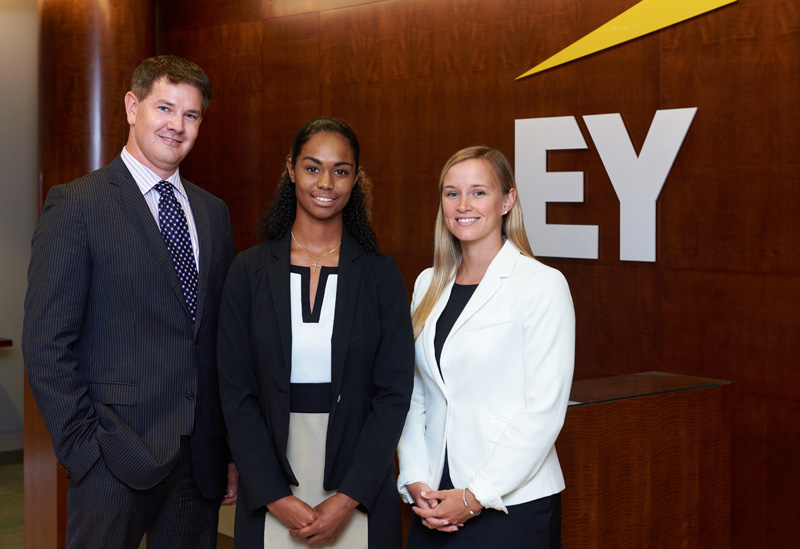 EY Scholarship Winner Bermuda August 11 2016