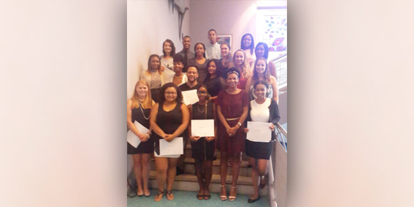 Foundation Scholarships Awards Bermuda August 5 2016 TC