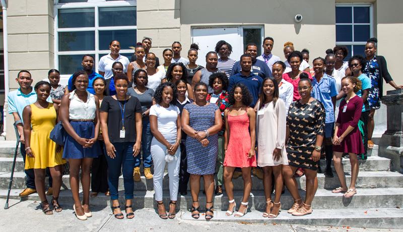 Government Summer Internship Programme Bermuda August 24 2016 1