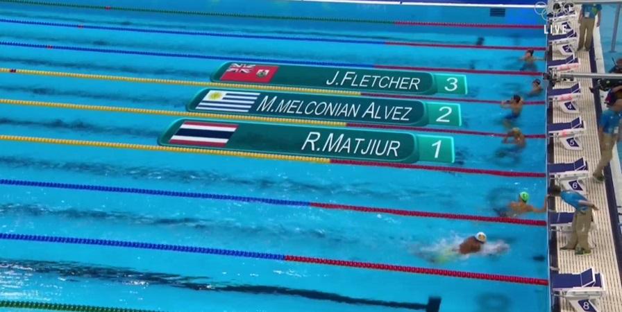 Julian Fletcher Olympics swimming Aug 6 2016 (1)