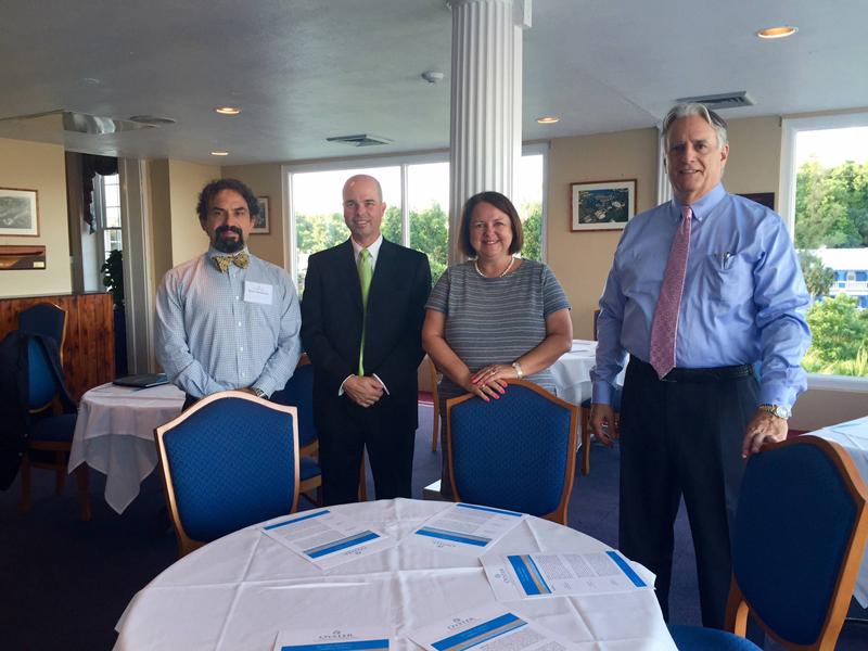 Oyster Compliance Seminar Hosts Bermuda August 3 2016