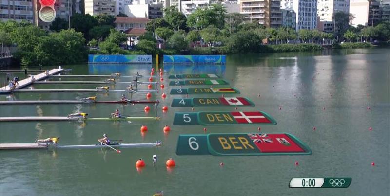 Pearson, Shelley start Olympics Bermuda August 9 2016