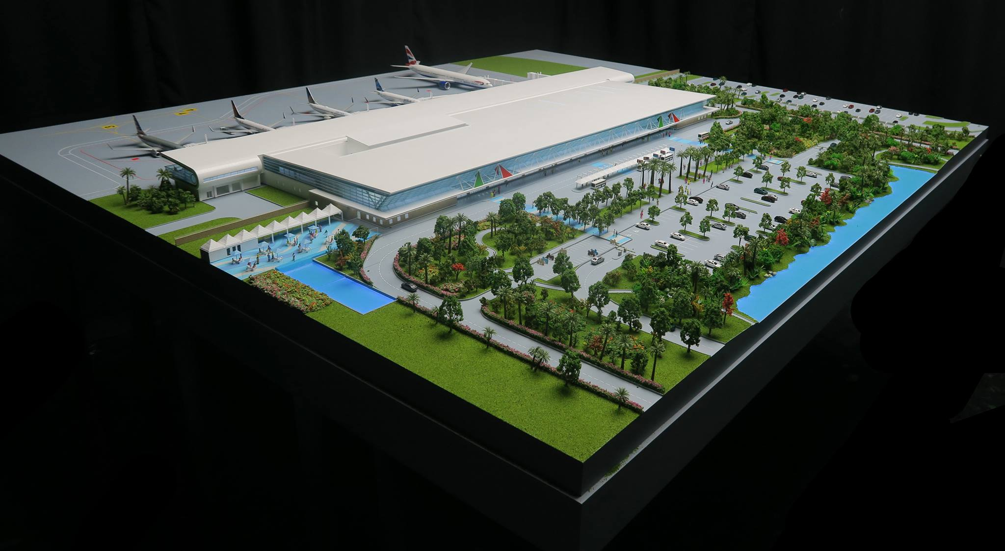 Proposed Model Airport Redevelopment Project Bermuda August 2016 (2)