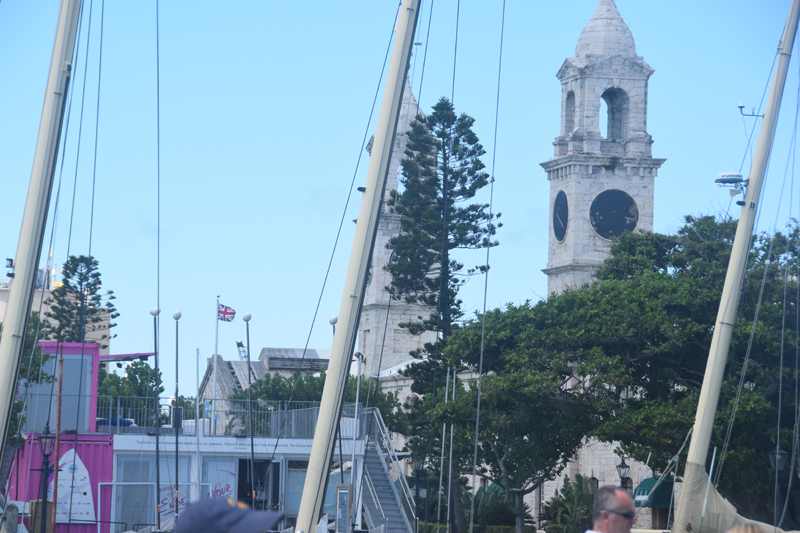 Royal Naval Dockyard Clock Bermuda August 8 2016 (2)