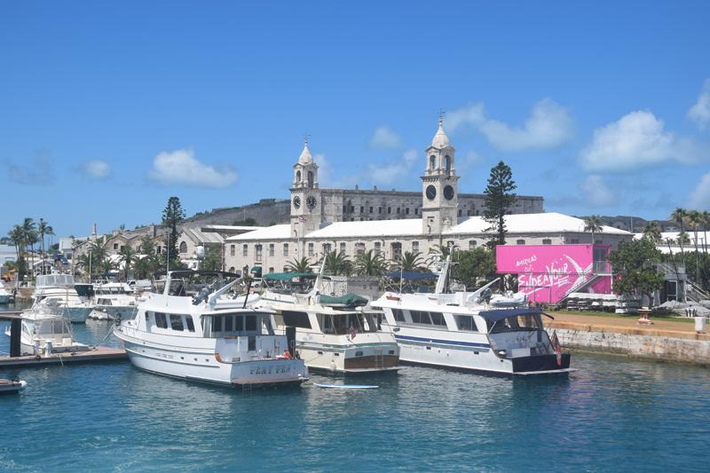 Royal Naval Dockyard Clock Bermuda August 8 2016 (3)