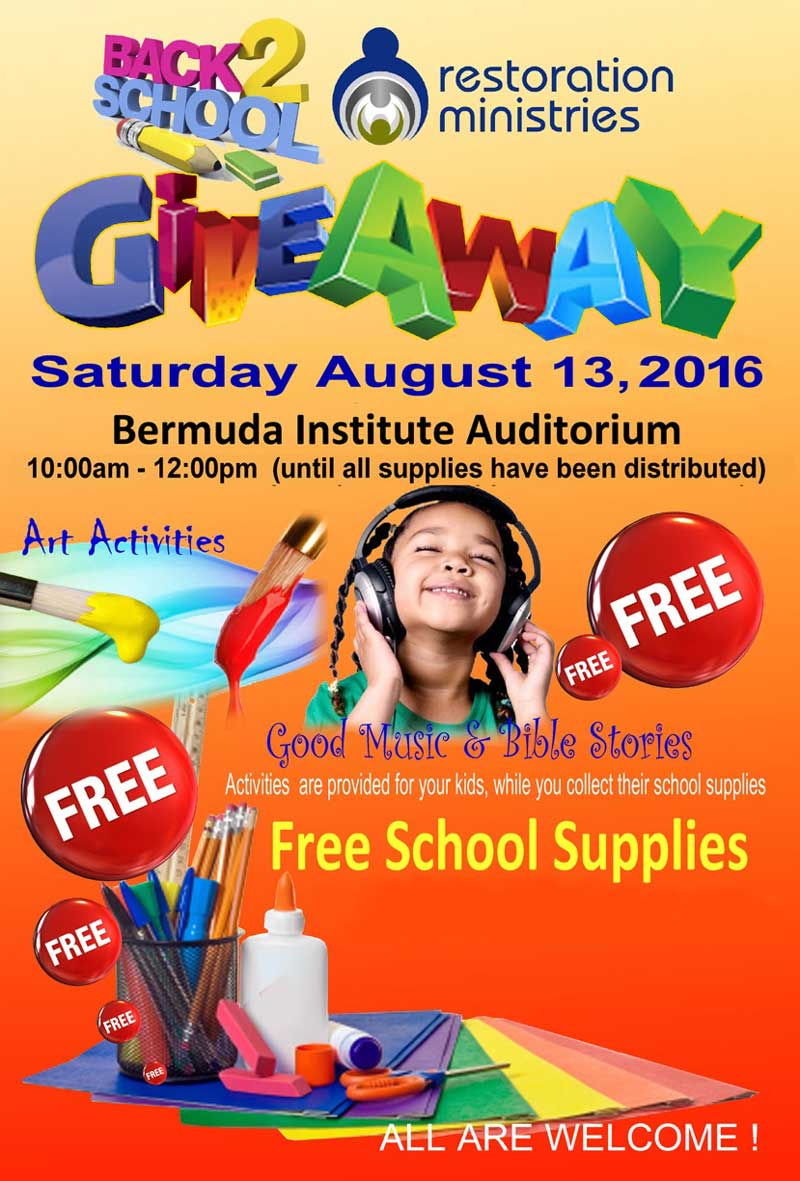 Scool Giveaway Aug 13