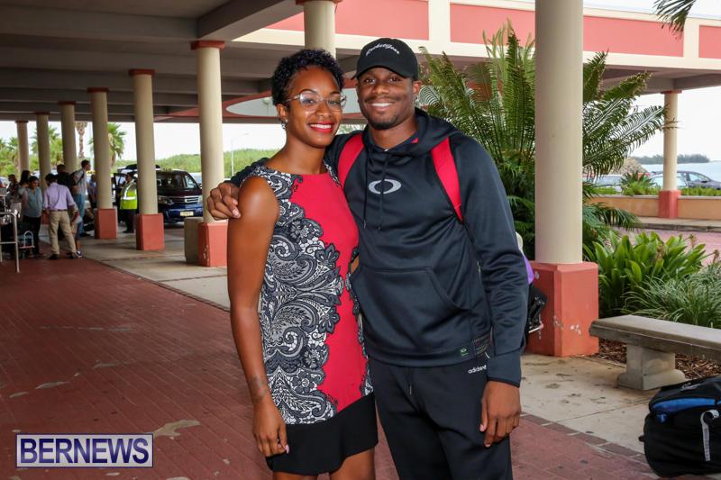 Tre Houston Airport Bermuda, August 23 2016-2