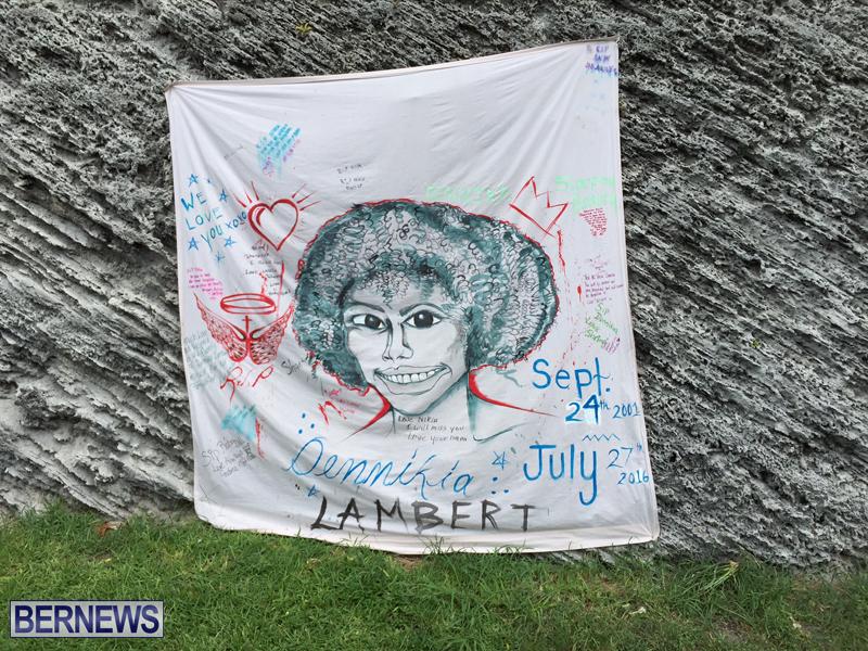 memorial for Dennikia Lambert August 6 2016 (1)
