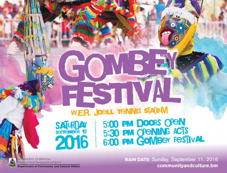2016 Gombey Festival