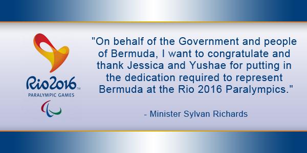 2016 Rio Olympics TC September 2 2016