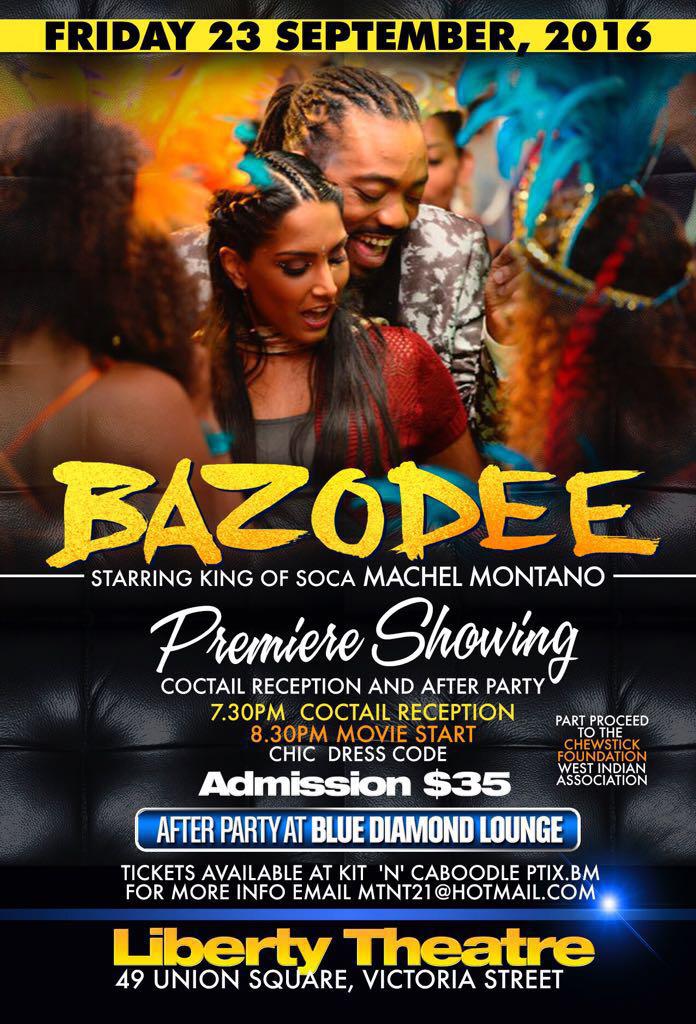 Bazodee Bermuda September 19 2016