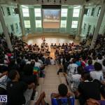 Berkeley Institute Tribute For Dennikia Lambert Bermuda, September 22 2016-29