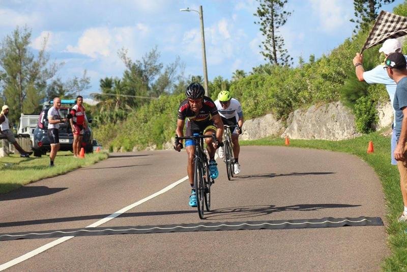 Bicycle Works Road Race Bermuda Sept 11 2016