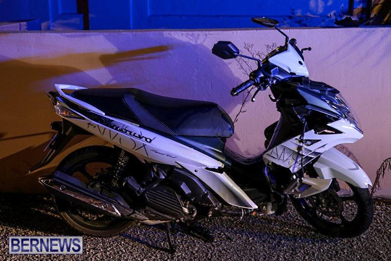 Bike Collision Bermuda, September 10 2016-3