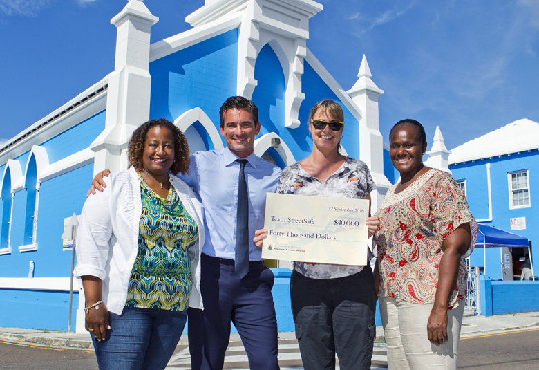 Cash Back StreetSafe Bermuda Sept 13 2016 1