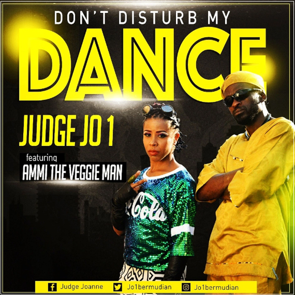 Dont Disturb My Dance Bermuda Sept 9 2016