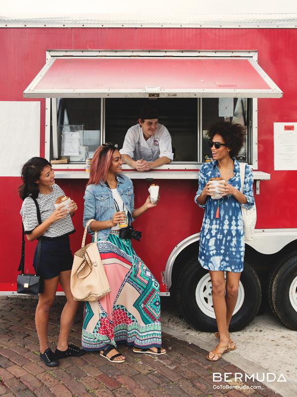 Food Truck Festival Bermuda September 2016