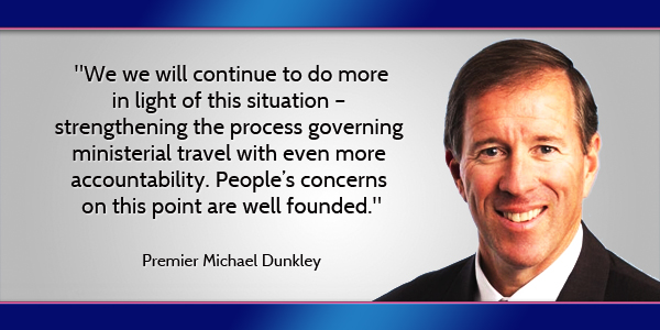 Michael Dunkley Bermuda September 25 2016