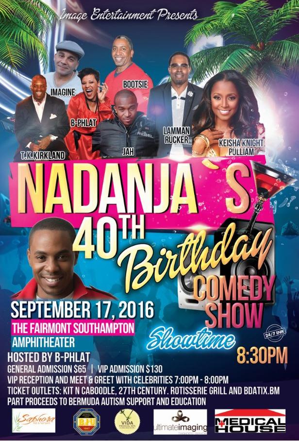 Nadanjahs Birthday Bermuda Sept 2016