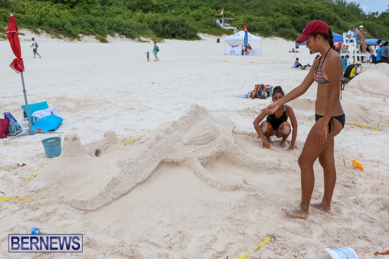 Sand-Sculpture-Competition-Horseshoe-Bay-Beach-Bermuda-September-5-2015-15