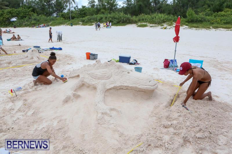 Sand-Sculpture-Competition-Horseshoe-Bay-Beach-Bermuda-September-5-2015-18