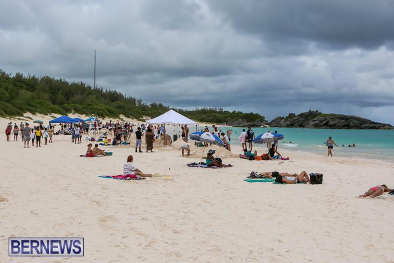 Sand-Sculpture-Competition-Horseshoe-Bay-Beach-Bermuda-September-5-2015-2