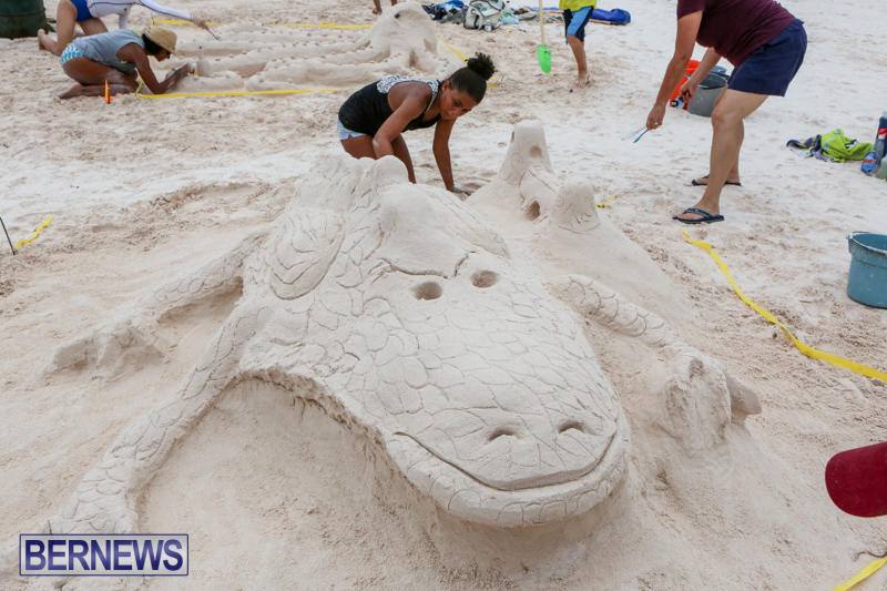 Sand-Sculpture-Competition-Horseshoe-Bay-Beach-Bermuda-September-5-2015-20