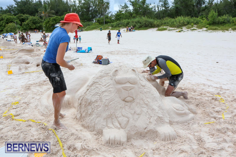 Sand-Sculpture-Competition-Horseshoe-Bay-Beach-Bermuda-September-5-2015-26
