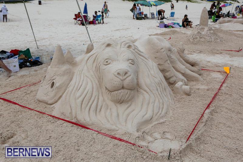 Sand-Sculpture-Competition-Horseshoe-Bay-Beach-Bermuda-September-5-2015-44