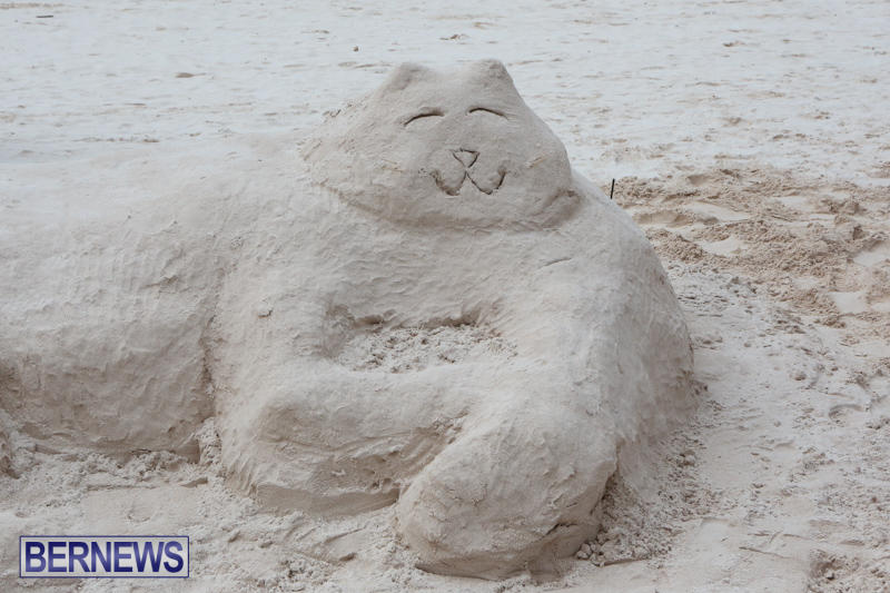 Sand-Sculpture-Competition-Horseshoe-Bay-Beach-Bermuda-September-5-2015-6