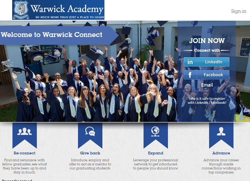 Warwick Academy Bermuda Sept 19 2016