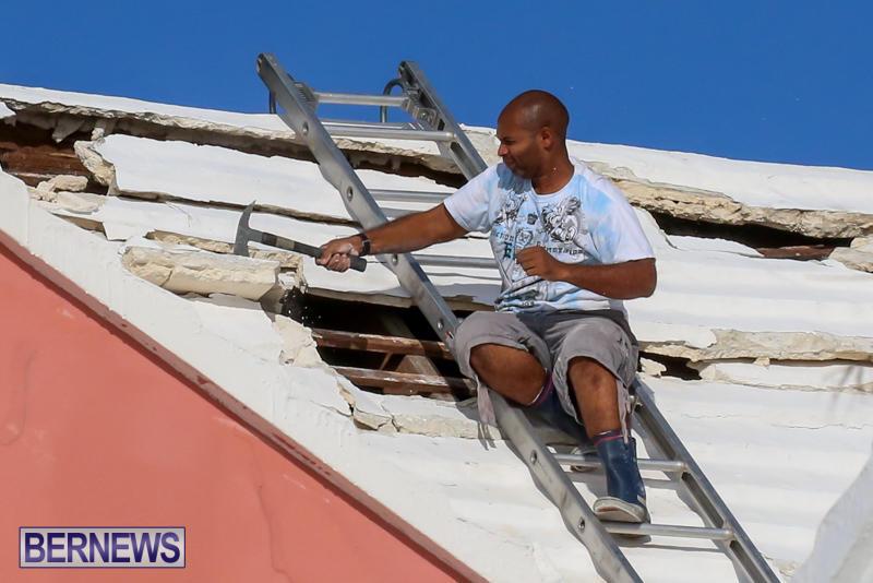 Bermuda-Fire-Rescue-Service-Bethel-AME-Roof-October-15-2016-11