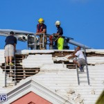 Bermuda Fire & Rescue Service Bethel AME Roof, October 15 2016-14