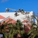 Bermuda Fire & Rescue Service Bethel AME Roof, October 15 2016-16