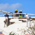 Bermuda Fire & Rescue Service Bethel AME Roof, October 15 2016-20